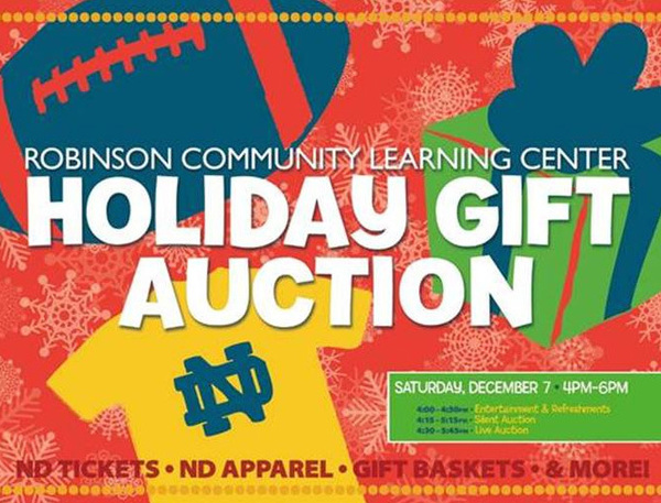 Holiday Gift Auction
